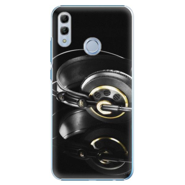 Plastové pouzdro iSaprio - Headphones 02 - Huawei Honor 10 Lite