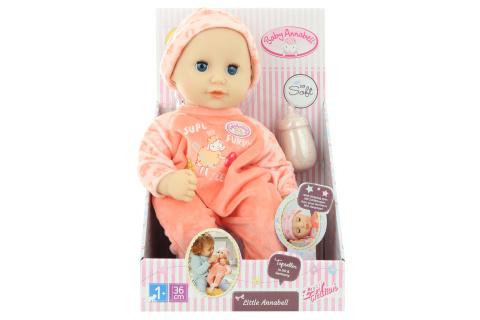 Baby Annabell Little Annabell, 36 cm TV 1.4. - 30.6.2020