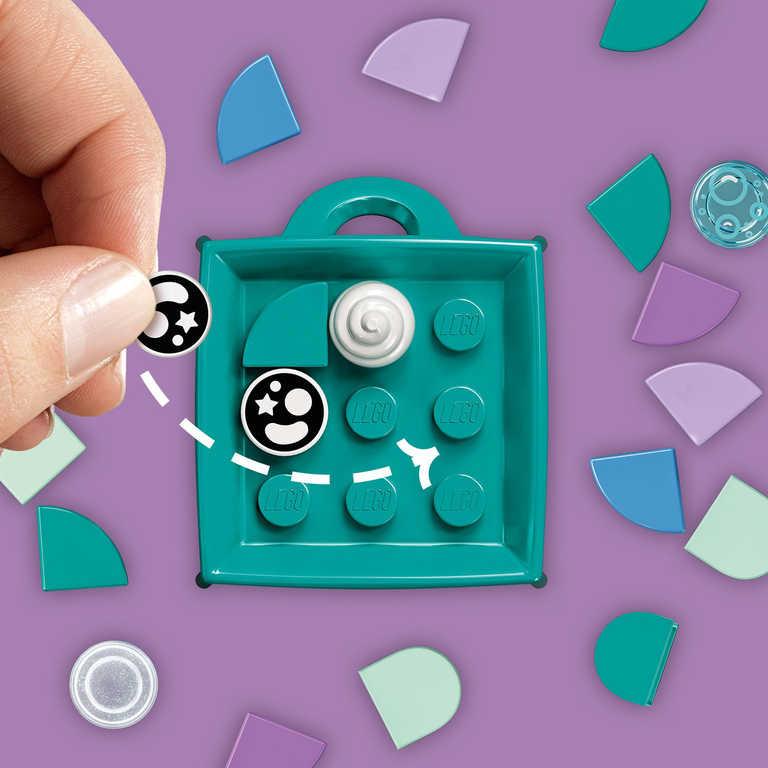 LEGO DOTS Jednorožec ozdoba na tašku 41928 STAVEBNICE