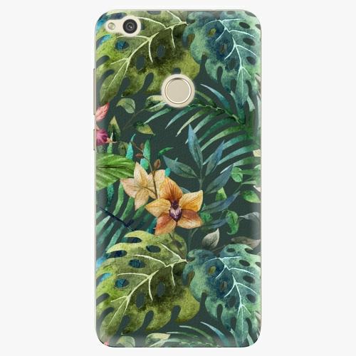 Plastový kryt iSaprio - Tropical Green 02 - Huawei P9 Lite 2017