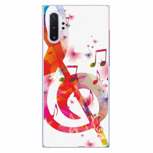 Plastový kryt iSaprio - Love Music - Samsung Galaxy Note 10+