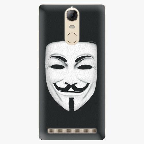 Plastový kryt iSaprio - Vendeta - Lenovo K5 Note