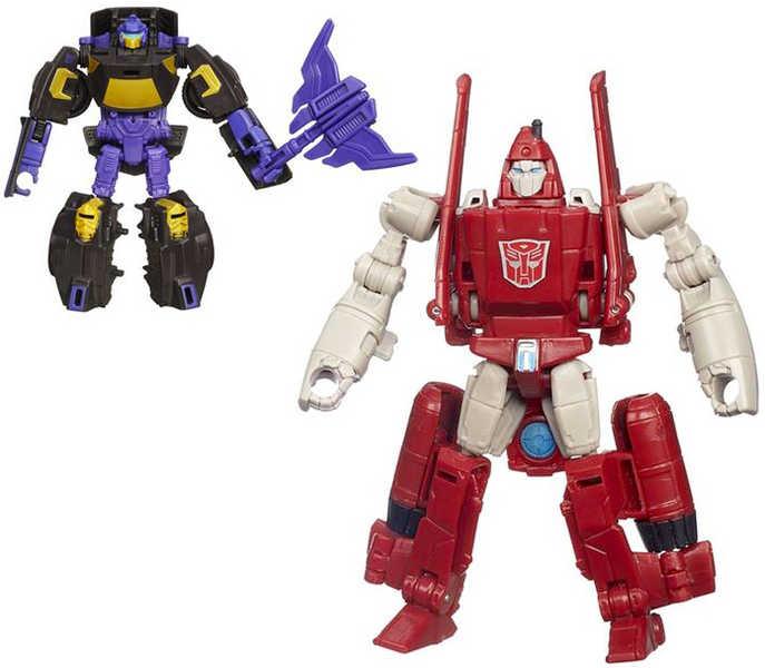 TRANSFORMERS Transformer základní Generation Legends 14 druhů