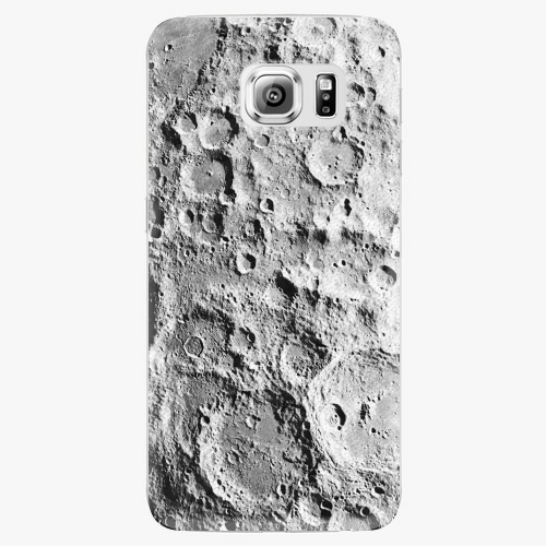 Plastový kryt iSaprio - Moon Surface - Samsung Galaxy S6 Edge Plus