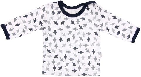 Bavlněné pyžamko Arrow - 74 (6-9m)