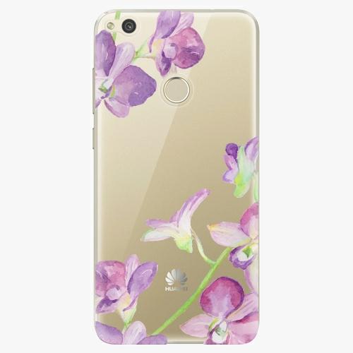 Plastový kryt iSaprio - Purple Orchid - Huawei P9 Lite 2017