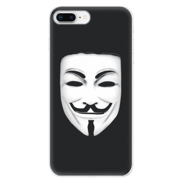 Odolné silikonové pouzdro iSaprio - Vendeta - iPhone 8 Plus