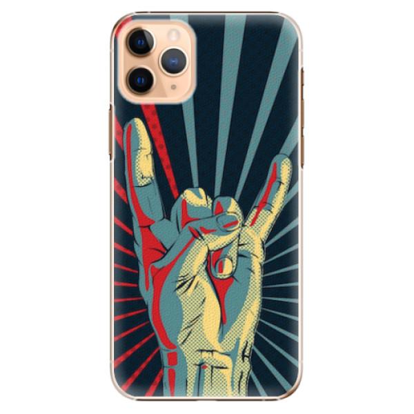 Plastové pouzdro iSaprio - Rock - iPhone 11 Pro Max