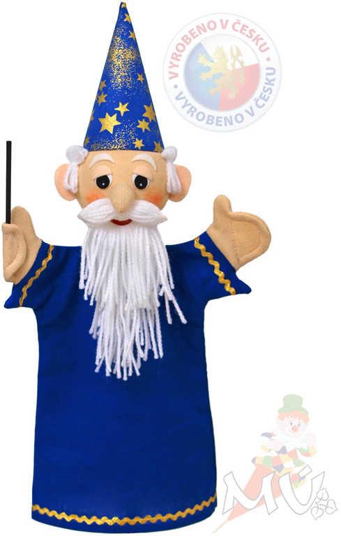 MORAVSKÁ ÚSTŘEDNA Maňásek Kouzelník modrý
