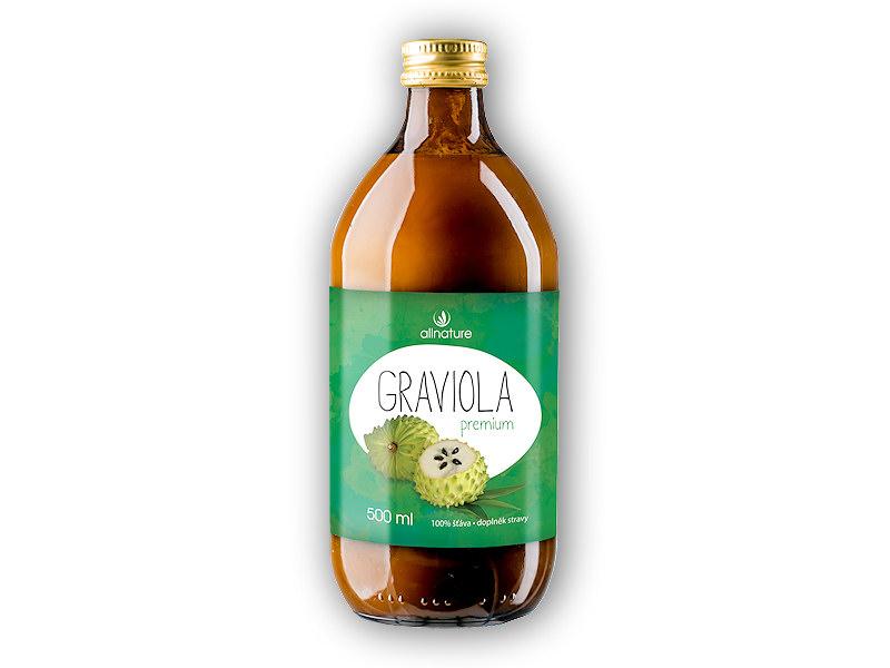 Allnature Graviola Premium 500 ml