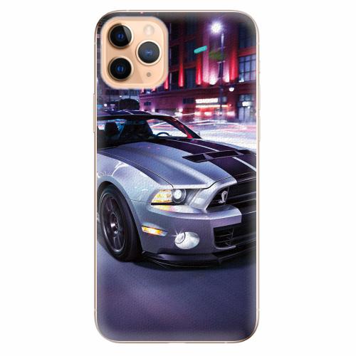Silikonové pouzdro iSaprio - Mustang - iPhone 11 Pro Max