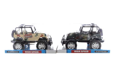 Vojenské terénní auto