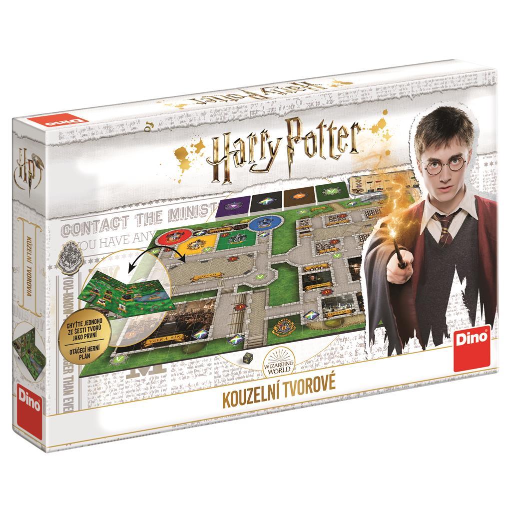 Hra Harry Potter - kouzelní tvorové