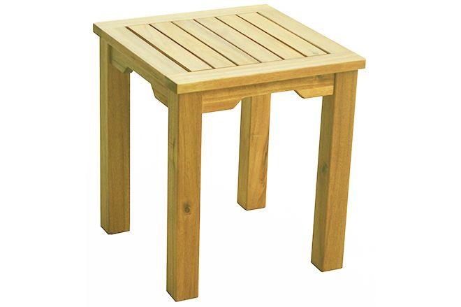 Zahradní dřevěný taburet BOB