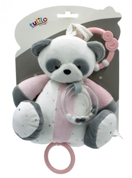 tulilo-zavesna-plysova-hracka-s-chrastitkem-medvidek-panda-18-cm-ruzovy