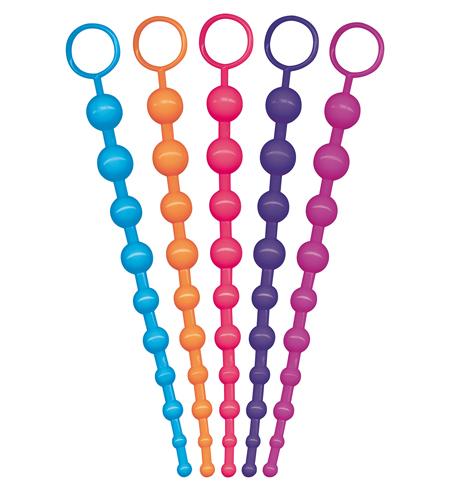 Anální řetízek Funky Bum Beads Display 1 ks
