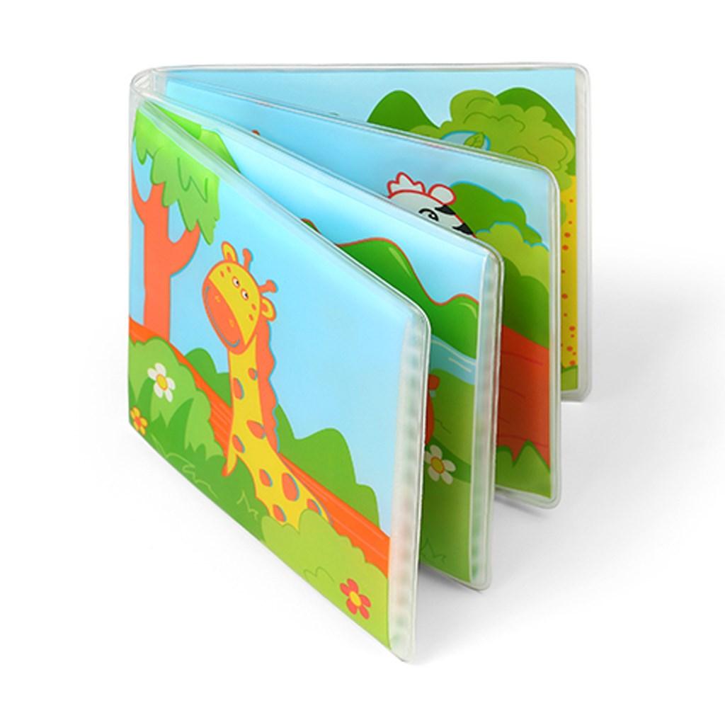 Dětská pískací knížka Baby Ono wild animals - dle obrázku