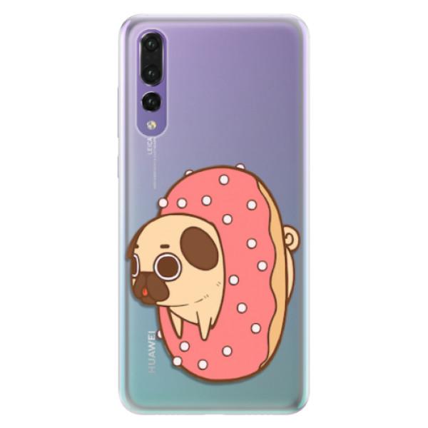 Silikonové pouzdro iSaprio - Dog 04 - Huawei P20 Pro