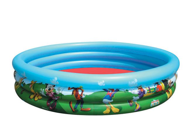 Nafukovací bazén Mickey 122 x 25 cm