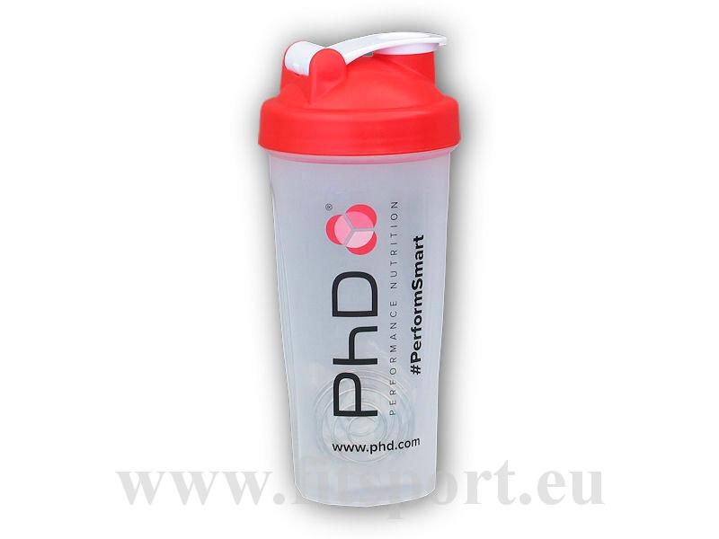 Šejkr PHD 700ml plastový AKCE