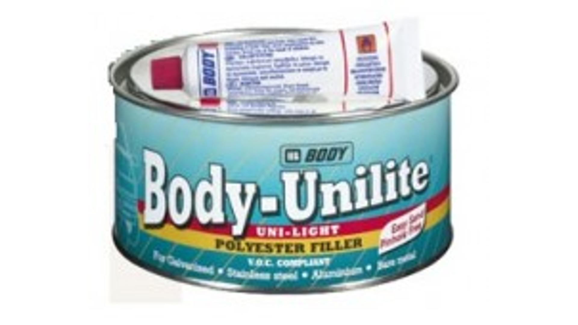 HB BODY UniLite 209 - odlehčený tmel 500ml