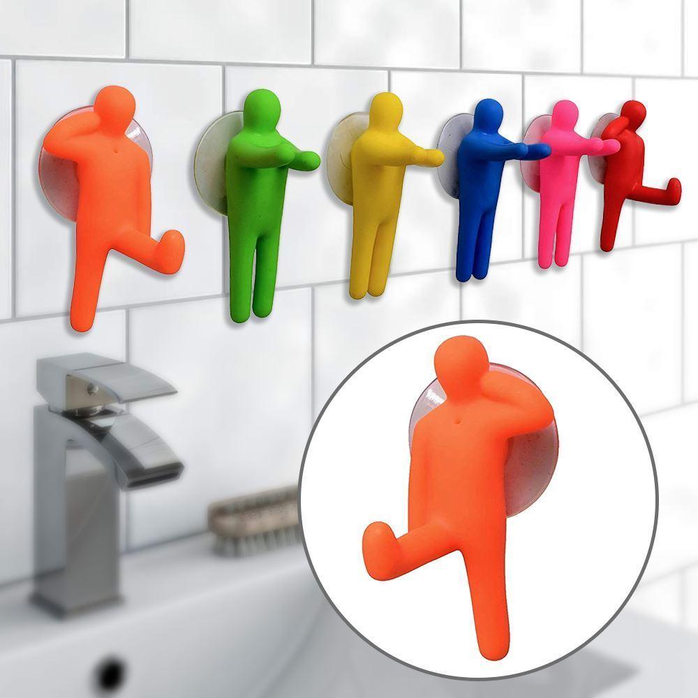 Háček panáček - oranžový