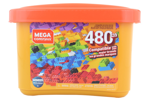 Mega Construx Základní box kostek GJD23