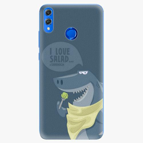 Silikonové pouzdro iSaprio - Love Salad - Huawei Honor 8X