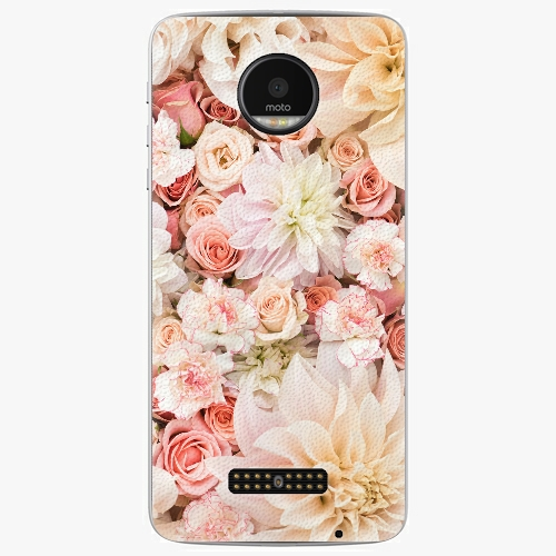 Plastový kryt iSaprio - Flower Pattern 06 - Lenovo Moto Z