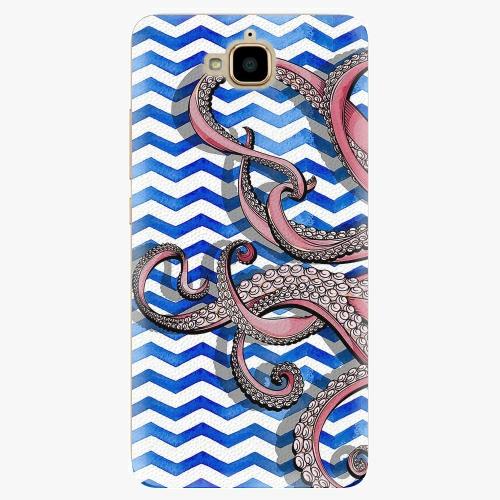 Plastový kryt iSaprio - Octopus - Huawei Y6 Pro
