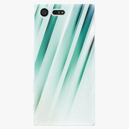 Plastový kryt iSaprio - Stripes of Glass - Sony Xperia X Compact