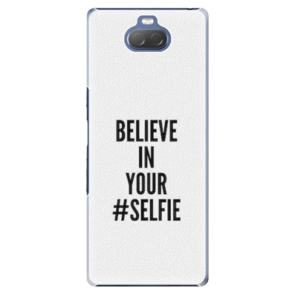 Plastové pouzdro iSaprio - Selfie - Sony Xperia 10