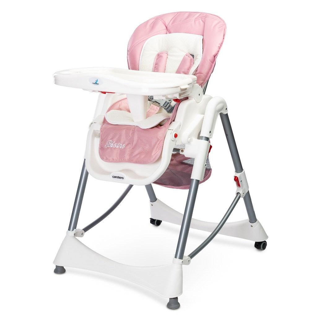 Židlička CARETERO Bistro - 2019 rose - růžová