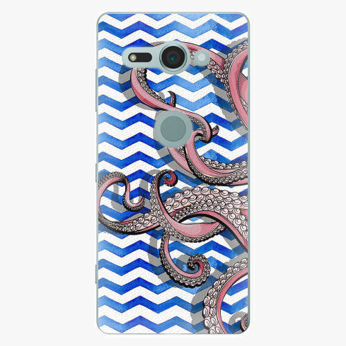 Plastový kryt iSaprio - Octopus - Sony Xperia XZ2 Compact