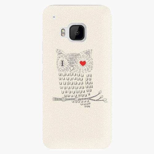 Plastový kryt iSaprio - I Love You 01 - HTC One M9