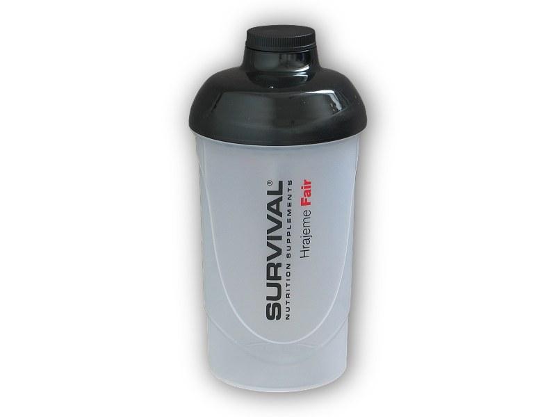 Shaker Survival 600ml šejkr na nápoje