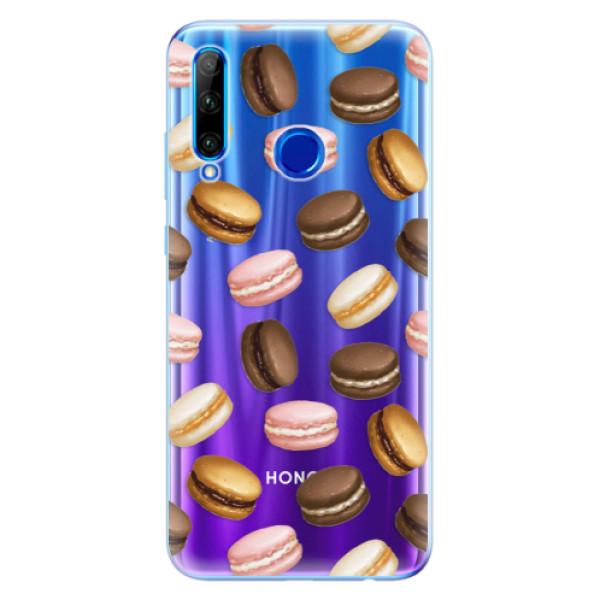 Odolné silikonové pouzdro iSaprio - Macaron Pattern - Huawei Honor 20 Lite