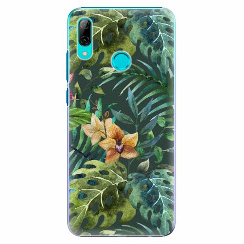 Plastový kryt iSaprio - Tropical Green 02 - Huawei P Smart 2019
