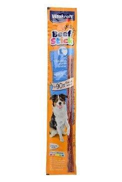 Vitakraft Dog pochoutka Beef Stick salami Gelatine 1ks
