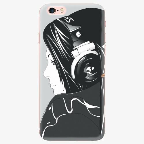 Plastový kryt iSaprio - Headphones - iPhone 6 Plus/6S Plus