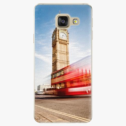 Plastový kryt iSaprio - London 01 - Samsung Galaxy A3 2016
