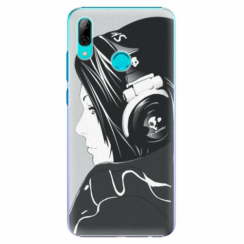 Plastový kryt iSaprio - Headphones - Huawei P Smart 2019