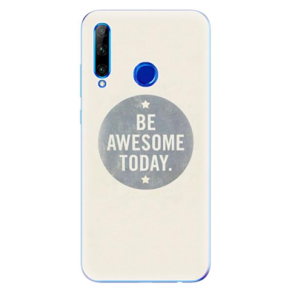 Odolné silikonové pouzdro iSaprio - Awesome 02 - Huawei Honor 20 Lite