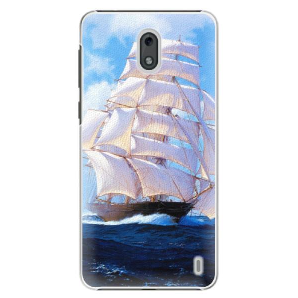Plastové pouzdro iSaprio - Sailing Boat - Nokia 2