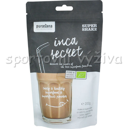 BIO Inca Secret Super shake 200g
