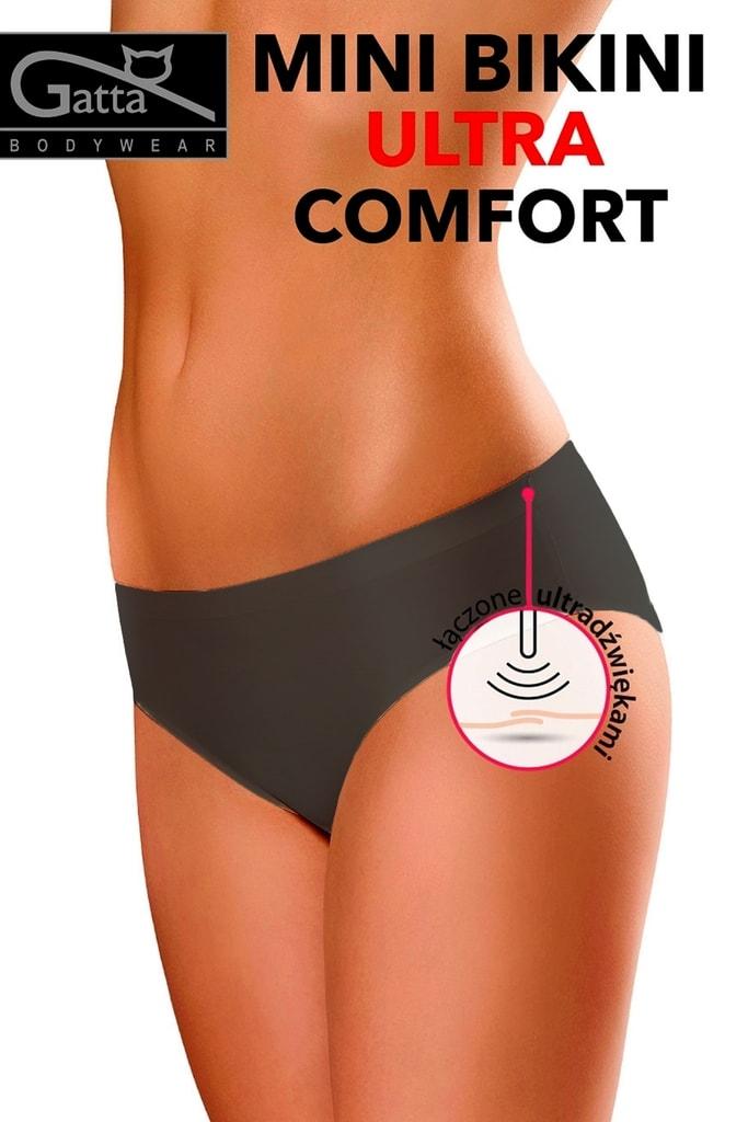 Dámské kalhotky 1590s ultra comfort black - L