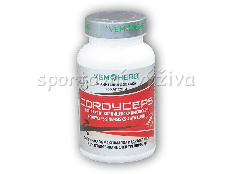 vemoherb-cordyceps-90-kapsli