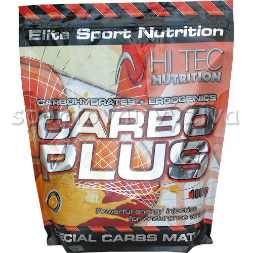Carbo Plus 1000g-pomeranc