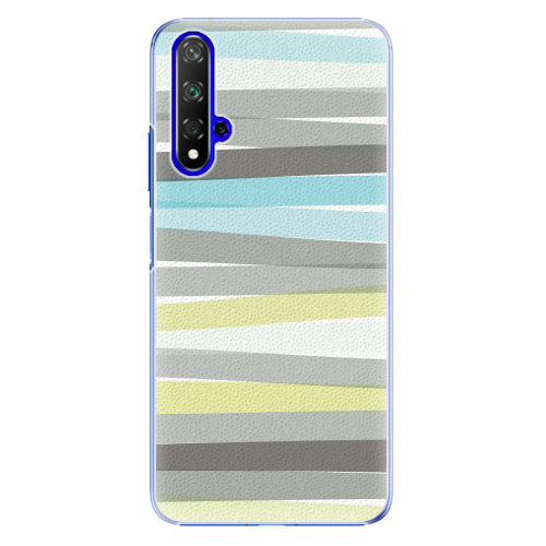 Plastový kryt iSaprio - Stripes - Huawei Honor 20