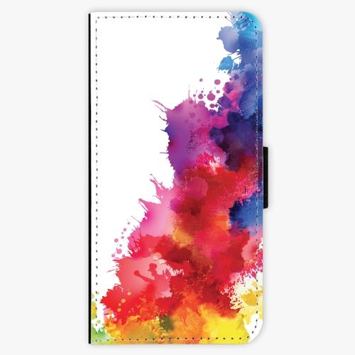 Flipové pouzdro iSaprio - Color Splash 01 - Huawei Honor 10